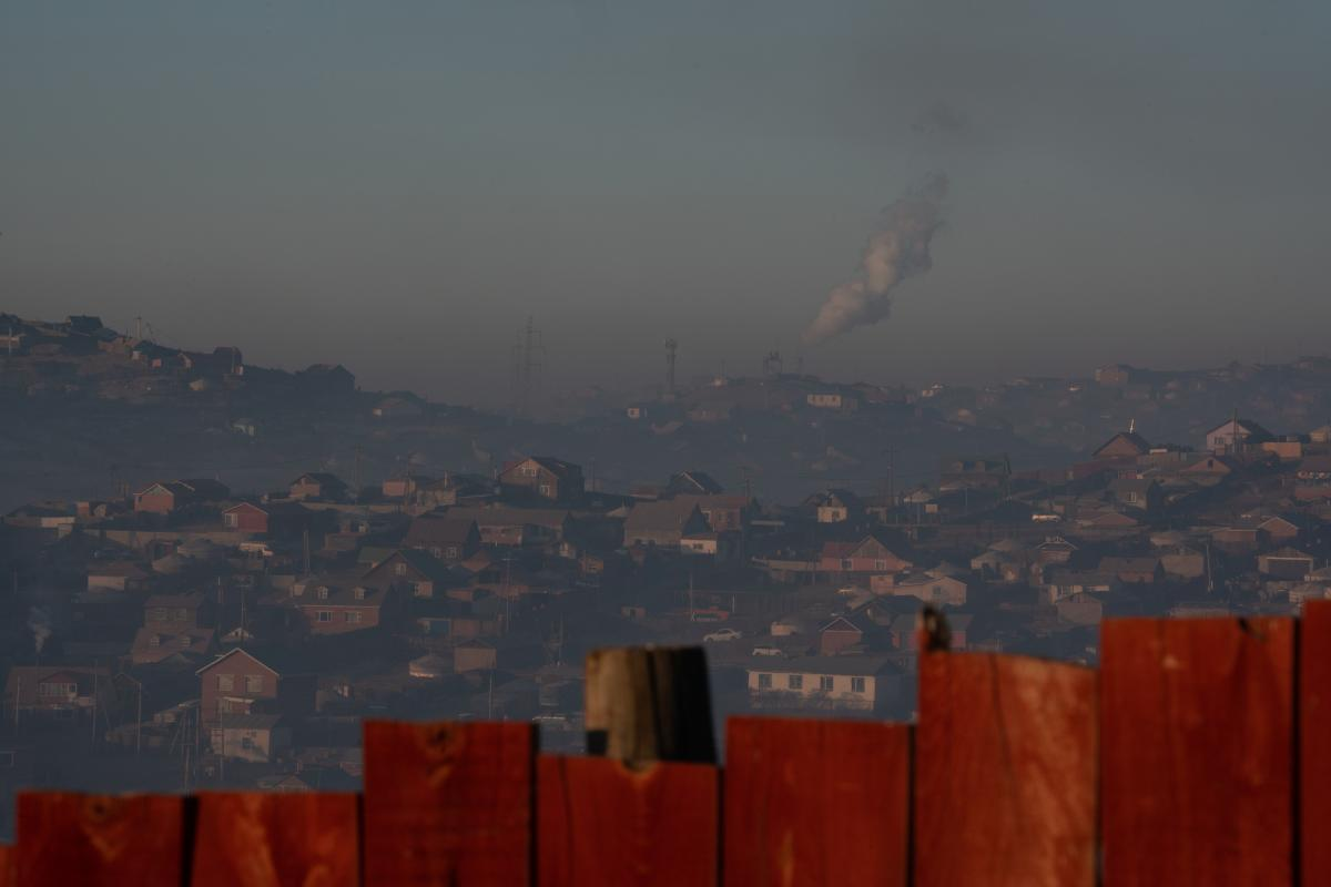 Rapid population growth in Ulaanbaatar, Mongolia, coupled with a household dependence on coal for heating and cooking has created perfect conditions for one of the most extreme cases of air pollution in the world.