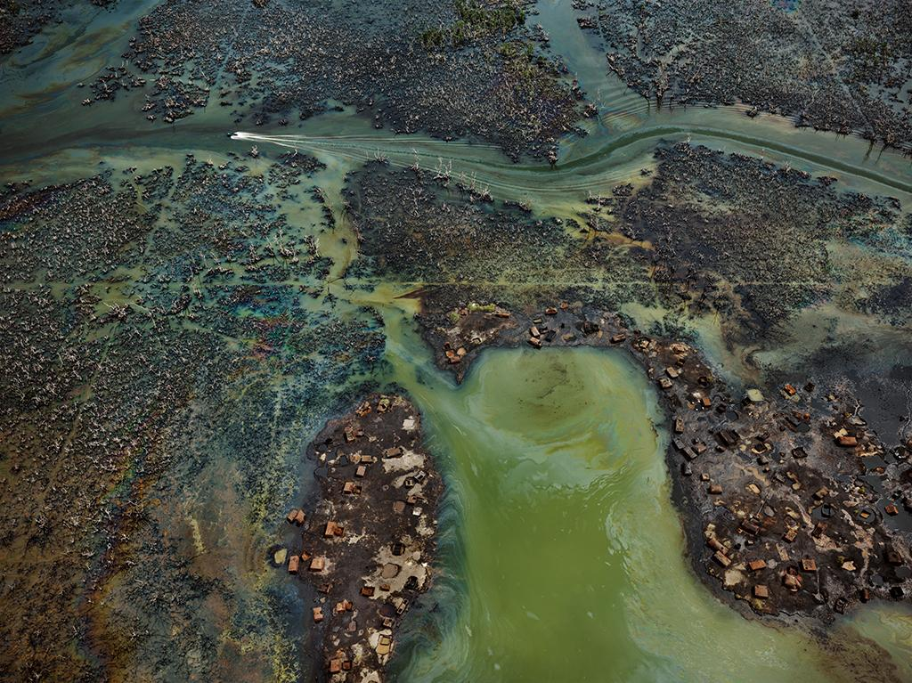 In Nigeria's oil-rich Niger Delta, oil bunkering — the practice of siphoning oil from pipelines — has transformed parts of the once-thriving delta ecosystem into an ecological dead zone, according to the U.N. Environment Programme.