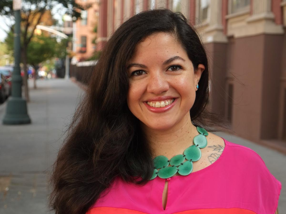 Von Diaz drew on her experiences in her grandmother's Puerto Rican kitchen and her Southeastern American roots to write her cookbook, Coconuts and Collards.