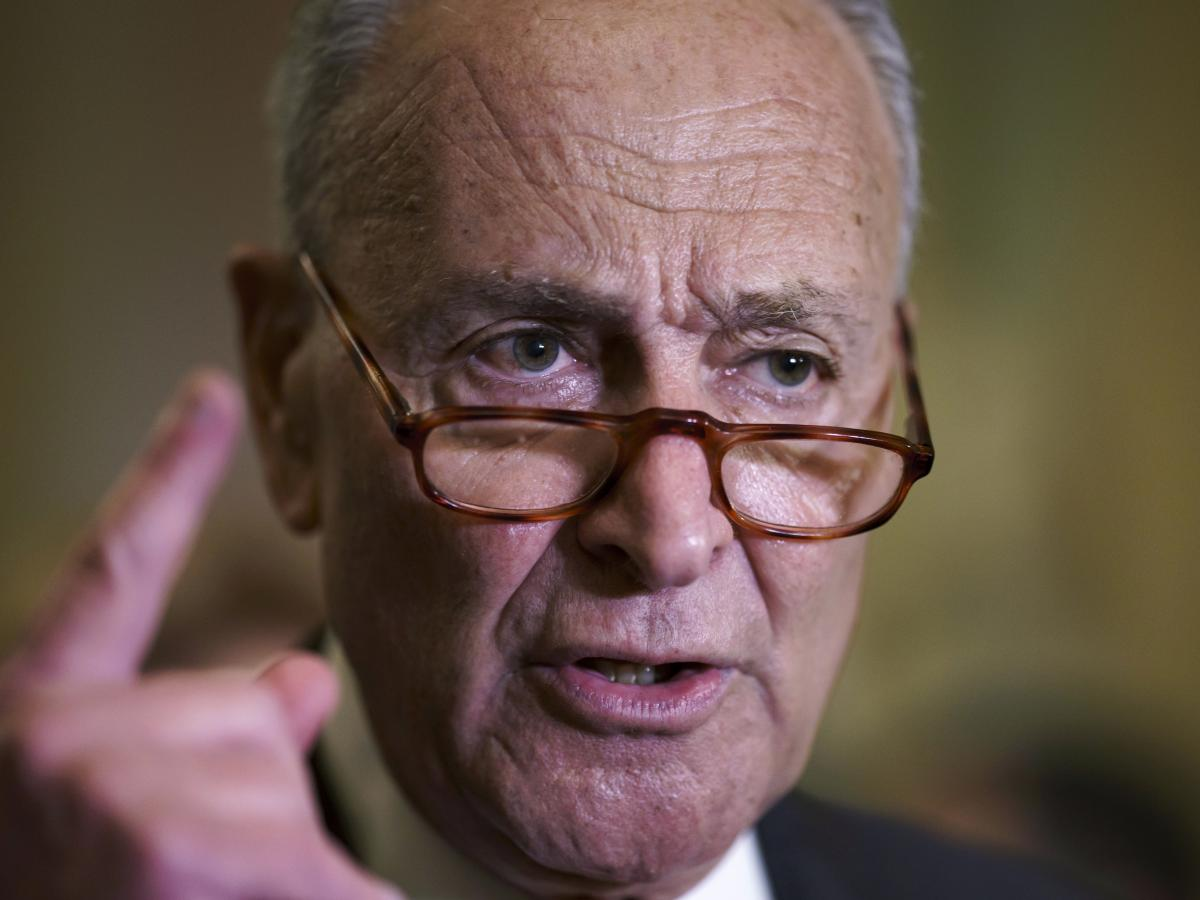 Senate Democrats were unable to advance a bill that funds the government. Now Democratic leaders will need to figure another way forward to avoid a government shutdown. (AP Photo/J. Scott Applewhite)