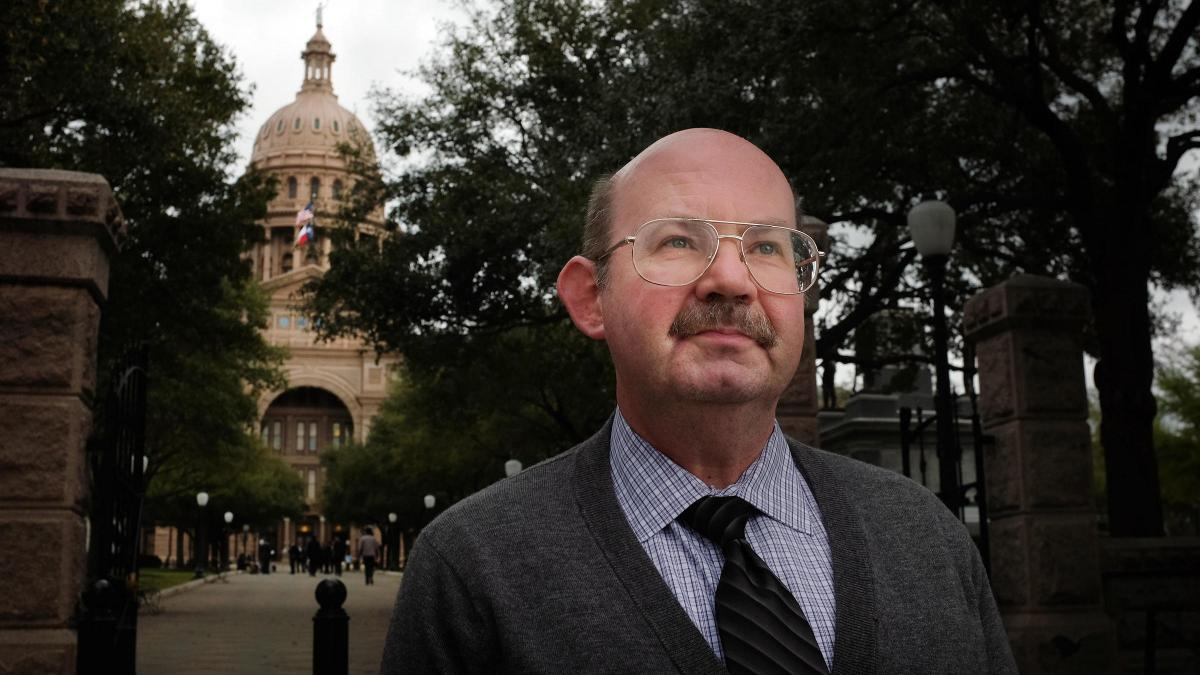 After he received a C on a paper when he was 19, Gregory Watson went on a mission to get a constitutional amendment ratified.