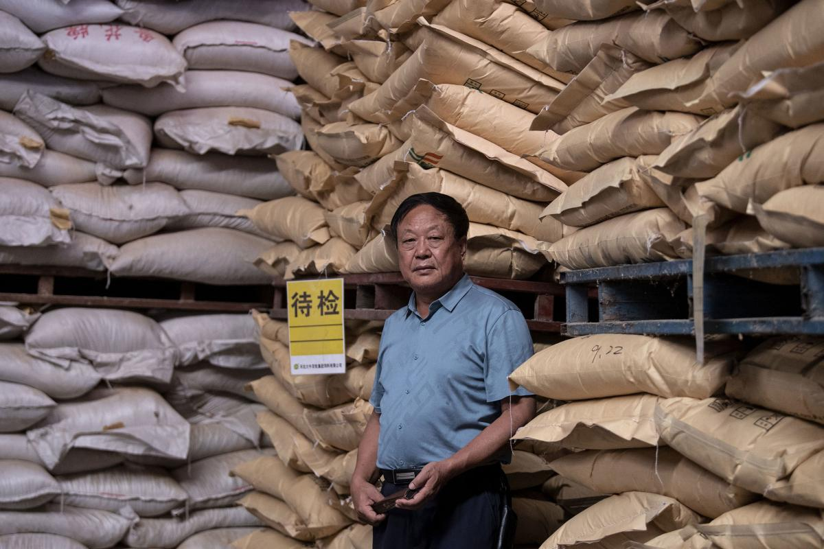 Billionaire Sun Dawu built an agriculture empire just outside Beijing. Now his conglomerate, Dawu Group, is slipping out of his control.