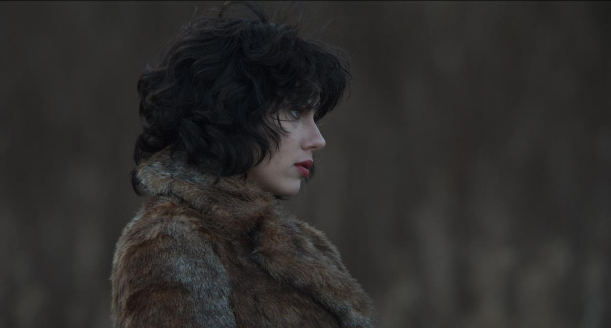 In Under The Skin, Scarlett Johansson plays an alien who adopts an English accent and cruises Scotland enticing hitchhikers into a darkened building.