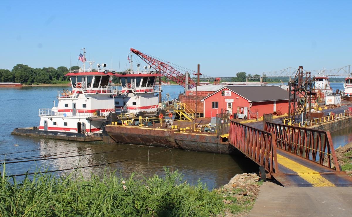 Tourists still stop by to see the confluence of the Mississippi and Ohio rivers in the city of Cairo, Ill., where commercial ships dock on the banks. A long history of racial tension dating to the Civil War still stings in Cairo. And like many rural towns
