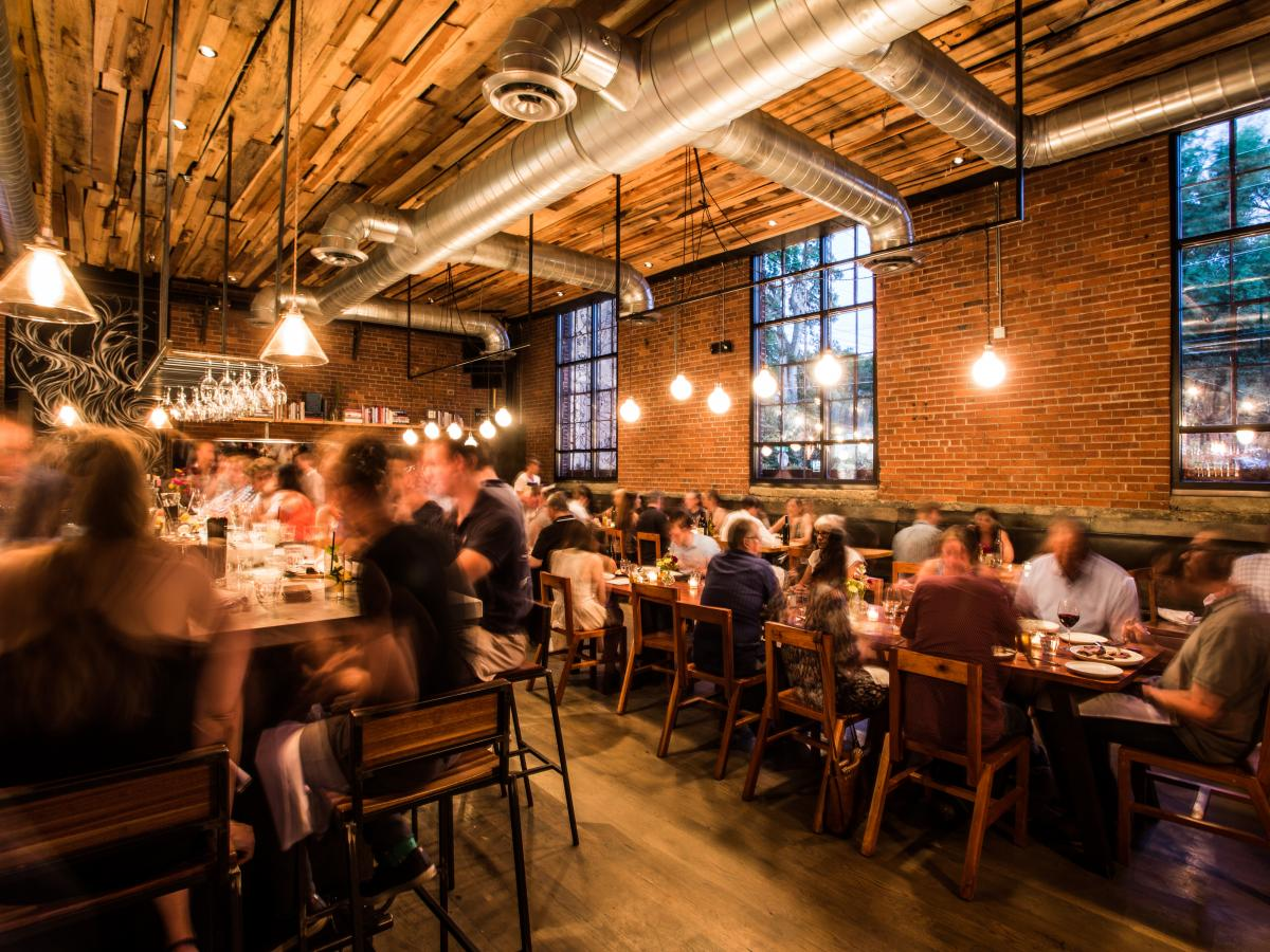 Why Does Every New Restaurant Look Like A Factory 88 5 Wfdd