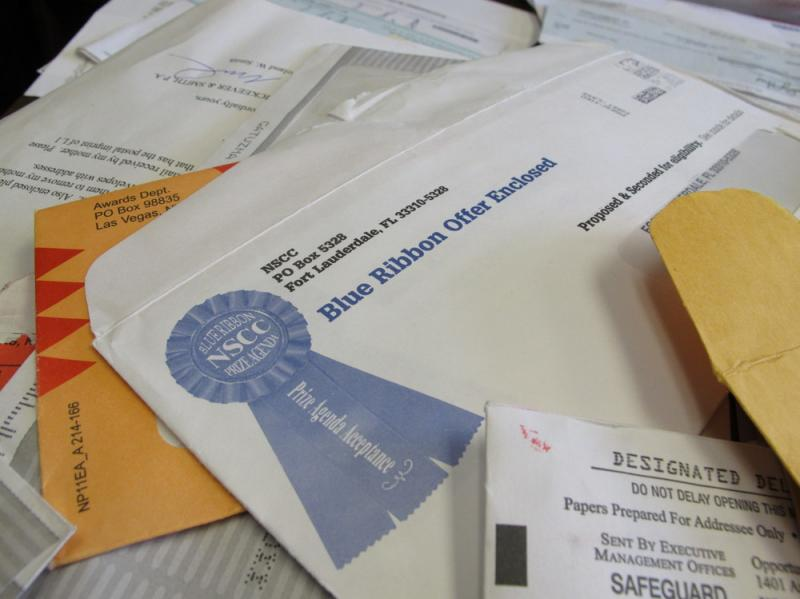Fraud victims are more likely to have opened official-looking sweepstakes notices and other mailings. A new study says the elderly are more susceptible than the young to being swindled.