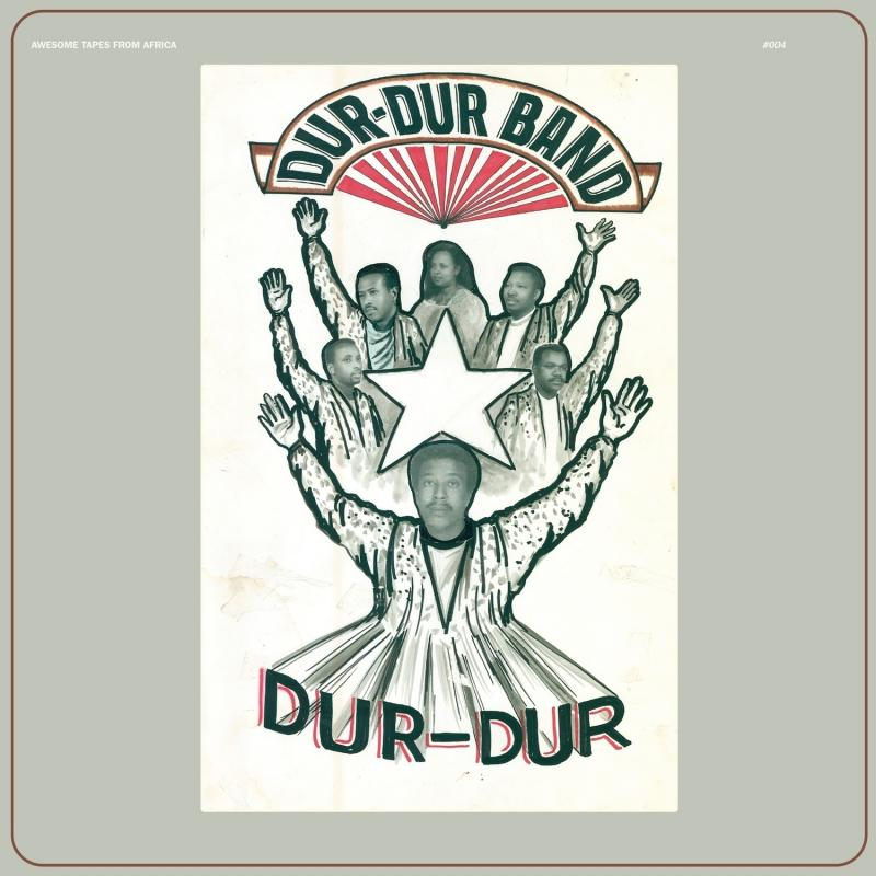 The cover image of Dur-Dur band's Volume 5.