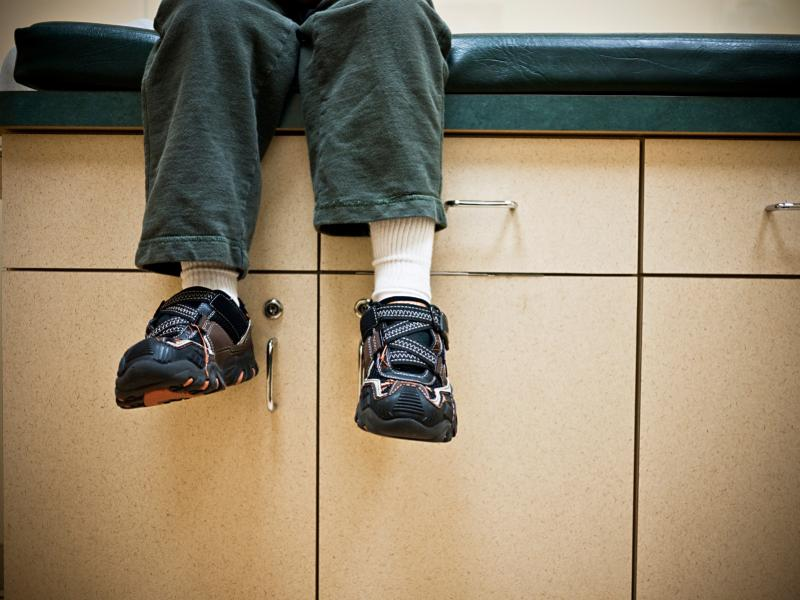 Kids and parents often shy away from talking about their struggles at the doctor's office. But the American Academy of Pediatrics is now urging its members to screen kids for food insecurity during well-child visits.