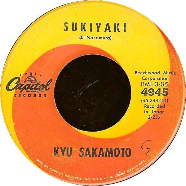 """Underlying the sweetness of Kyu Sakamoto's unexpected hit song """"Sukiyaki"""" was a story of sadness and loss."""