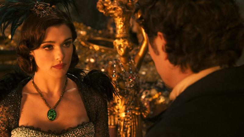 Rachel Weisz plays the witch Evanora in director Sam Raimi's upcoming Oz: The Great and Powerful. The film is one of nine upcoming Oz adaptations and tackles more frightening and adult themes than those that came before it.