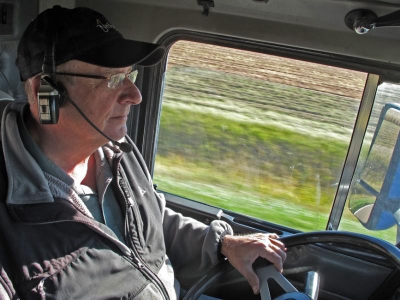 Curt Friesen is a fourth-generation farmer in central Nebraska.