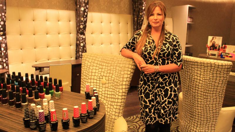 Yvonne Smith is the director of La Rive Spa at Northern Quest Resort and Casino in Washington state. Across the country, Native American tribes are hoping high-end extras will draw visitors to casinos.