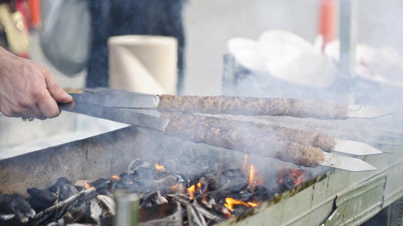Many different Middle Eastern cultures claim to have invented the kebab.