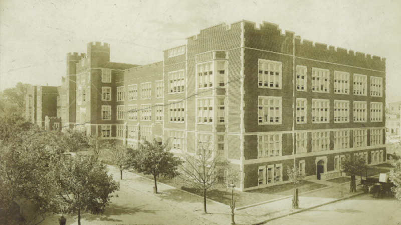 In nations first black public high school a blueprint for reform dunbar high school has a notable list of graduates including the first black presidential cabinet malvernweather Gallery
