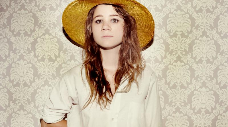 Lady Lamb the Beekeeper's debut album is titled Ripely Pine.