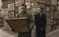 """Critic David Edelstein says that The Monuments Men has """"an all-star cast"""" — including Matt Damon and Cate Blanchett — but that """"the stars are all low-wattage."""""""