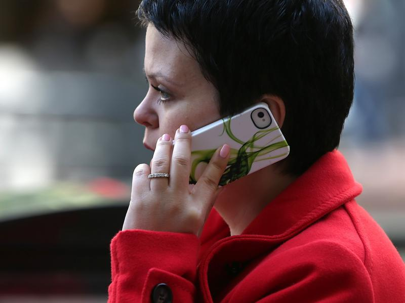 Nearly 60 percent of Americans have smartphones, up from just 8 percent five years ago.