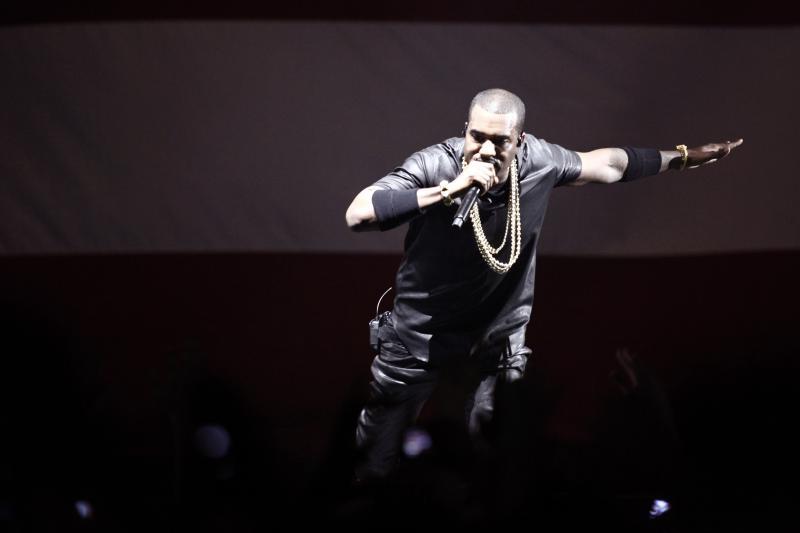 Yeezus is Kanye West's seventh studio album.