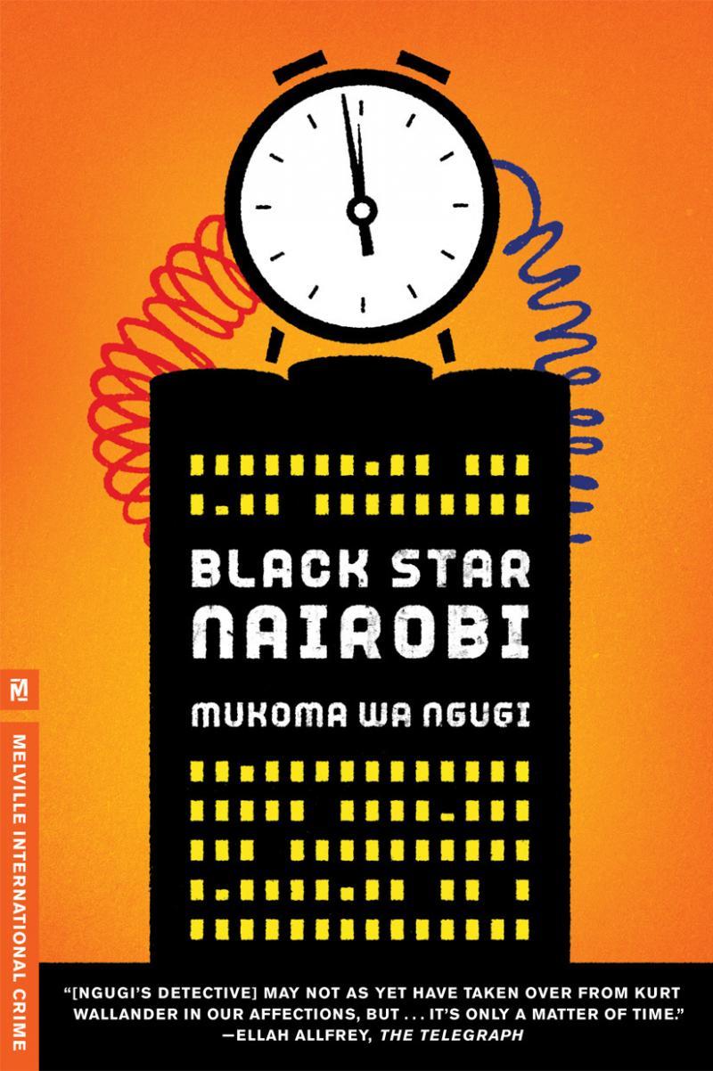 Black Star Nairobi cover