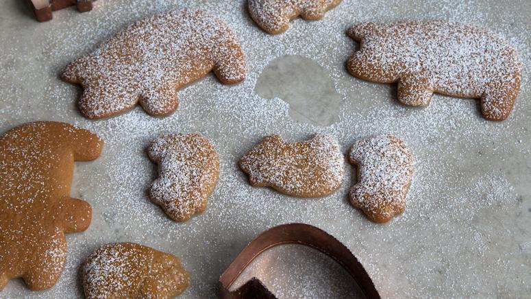 A few years ago, Pati Jinich had never heard of Piggy Cookies. But after numerous recipe requests and a chance encounter with the treats in her home country, they've become a family favorite.