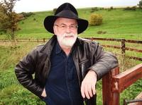 Best known for the Discworld fantasy series, Terry Pratchett was diagnosed with a rare form of Alzheimer's disease in 2007. But that hasn't kept him from continuing to write.