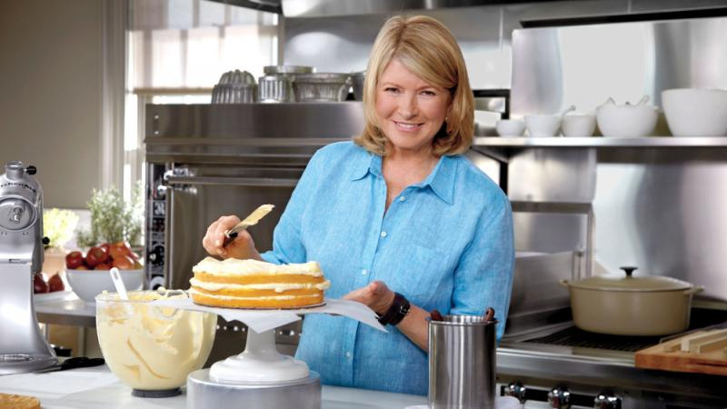 Martha Stewart founded the magazine Martha Stewart Living in 1991 and started Martha Stewart Living Omnimedia in 1997.