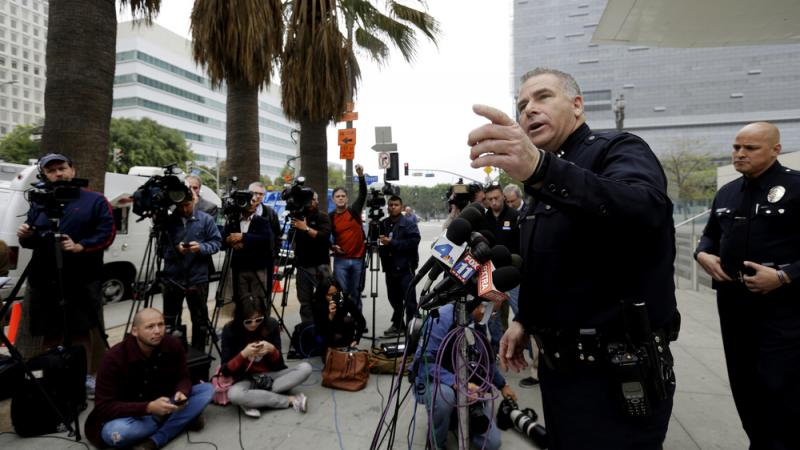 Los Angeles Police Capt. Andy Neiman announced in March that a knife possibly linked to the murder of O.J. Simpson's ex-wife was undergoing forensic tests. Those tests have determined that it was not involved in the crime.