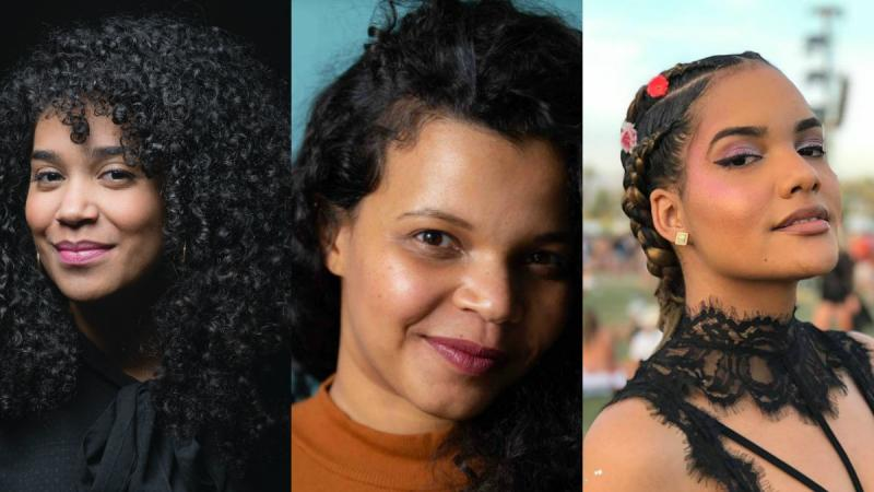 Elizabeth Acevedo, Amanda Alcantara and Danyeli Rodriguez del Orbe are this week's guests on Alt.Latino.