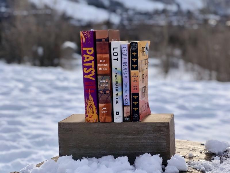 Just five books have been named finalists for the 2020 Aspen Words Literary Prize: Patsy, by Nicole Dennis-Benn; Lost Children Archive, by Valeria Luiselli; Lot, by Bryan Washington; Opioid, Indiana, by Brian Allen Carr; and The Beekeeper of Aleppo, by Ch