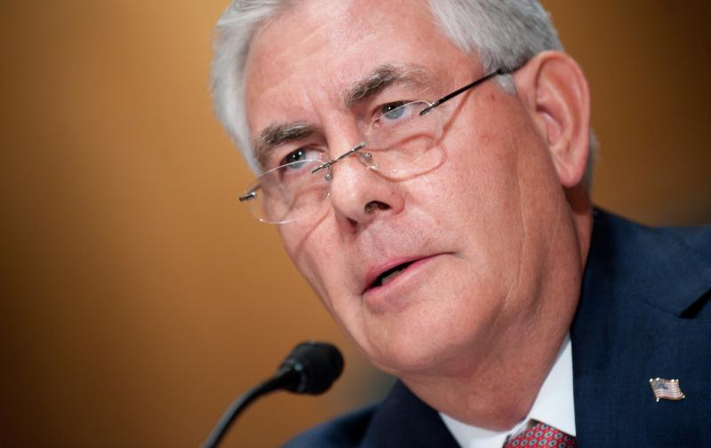 Former Exxon Mobil CEO and Chairman Rex Tillerson will testify before the Senate Foreign Relations Committee on Wednesday as nominee to be Donald Trump's secretary of state.