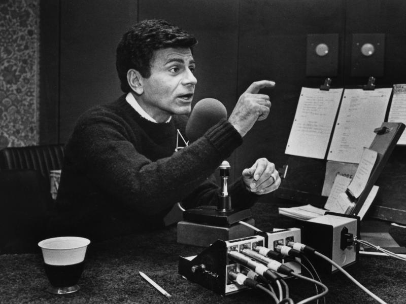 Casey Kasem was the original host American Top 40, which premiered 50 years ago this week.