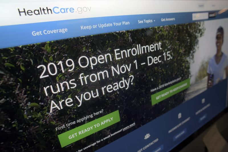 The deadline for signing up for individual health insurance coverage on HealthCare.gov ends Saturday, Dec. 15.