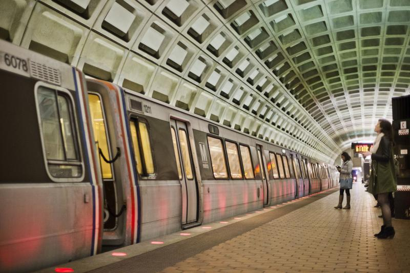 The ACLU and three other plaintiffs have filed a lawsuit against the Washington Metropolitan Area Transit Authority, alleging its advertising guidelines are unconstitutional.