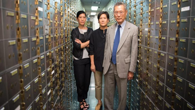 Vera Sung, Jill Sung, and Thomas Sung in Abacus: Too Small To Jail.