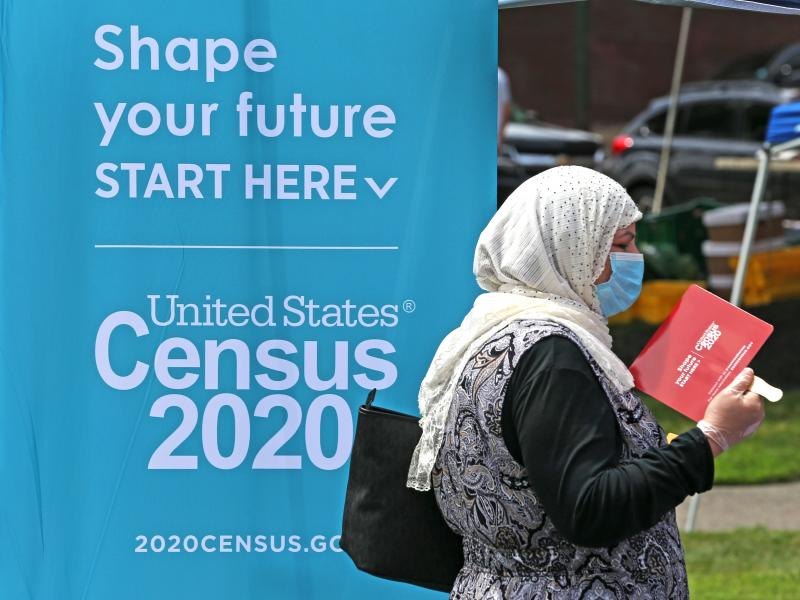 For months, the coronavirus pandemic and Trump officials' interference delayed the release of the 2020 census demographic data used to redraw voting districts around the United States.