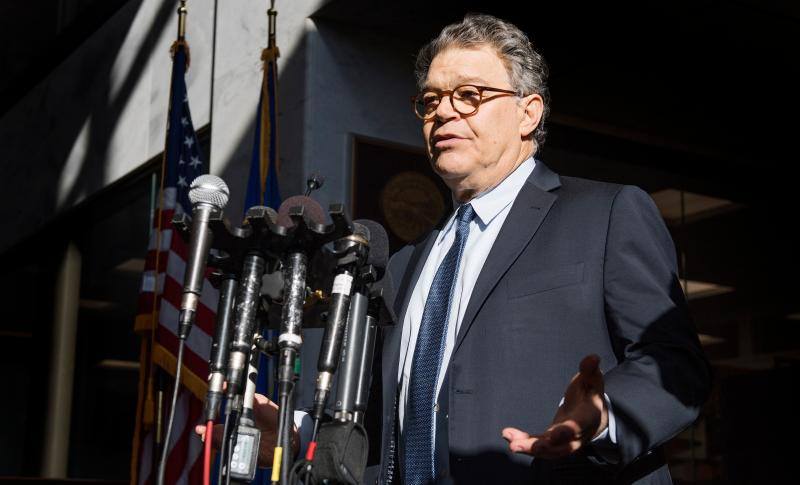 Multiple Democratic senators are calling for the resignation of Sen. Al Franken, D-Minn., who has been accused of sexual misconduct.