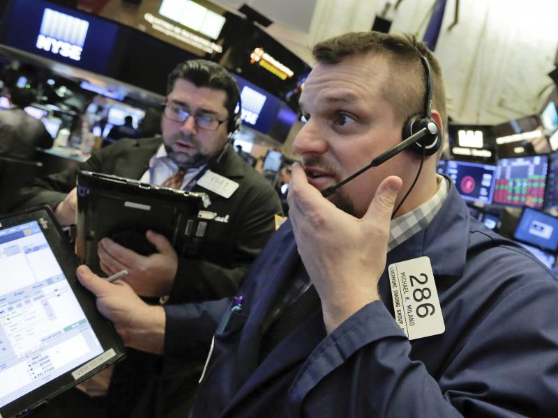 Another Rout In The Stock Market, As Dow Drops More Than 1,000 Points | 88.5 WFDD