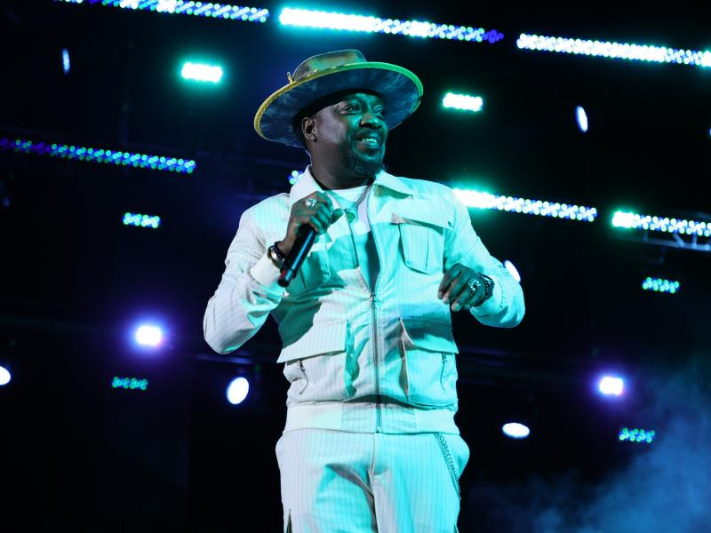 Anthony Hamilton performs on Sept. 16 in New York City. Love Is The New Black is his first full length album in five years.