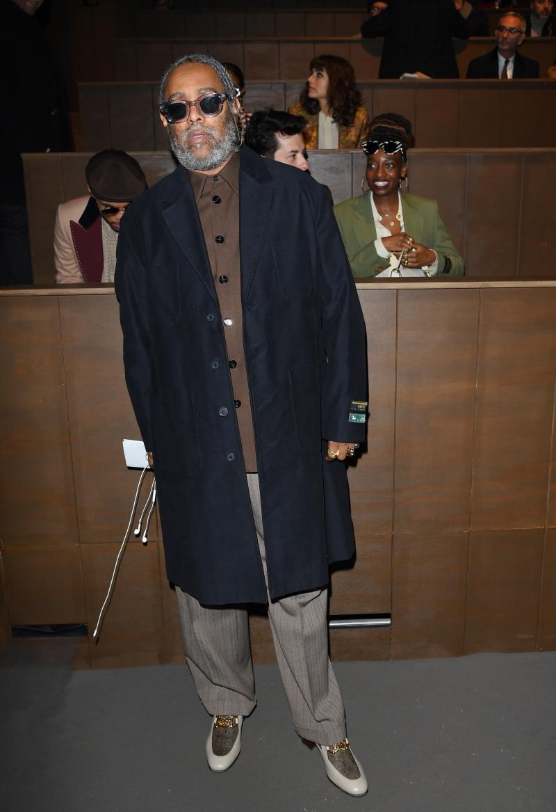 Arthur Jafa, photographed in Milan, Italy on Jan. 14, 2020.