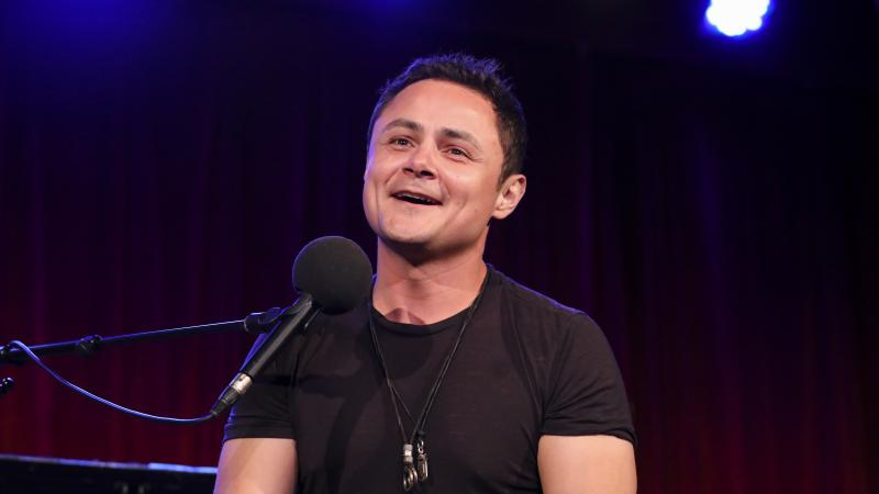 Arturo Castro on Ask Me Another at the Bell House in Brooklyn, New York.