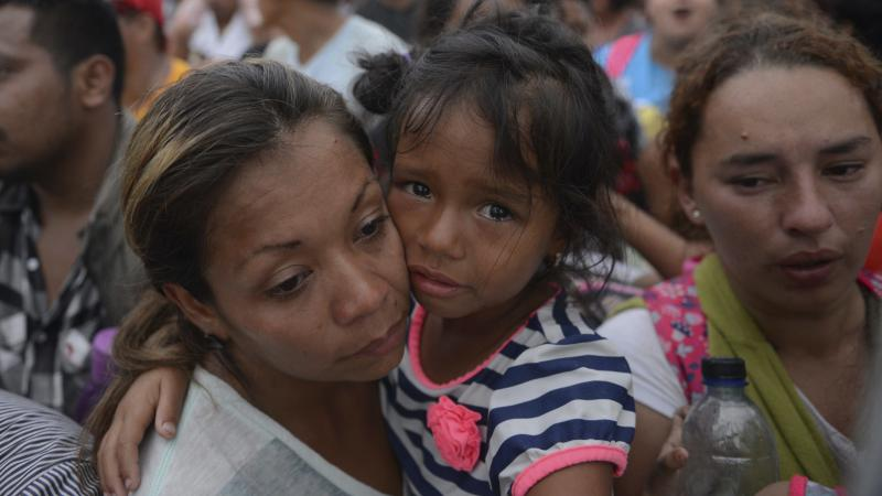 Thousands of migrants attempted to cross the border from Guatemala into Mexico this week. Many of the migrants have reportedly returned to their home countries of Honduras and Guatemala.