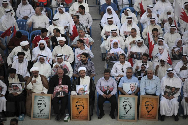 Waad was one of the opposition groups that participated in a Sept. 2013 demonstration. Before a court ordered it to dissolve today, it was the only major opposition group still operating in the country.