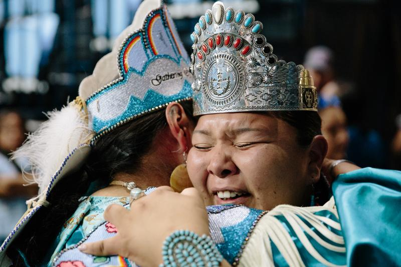Becoming Miss Navajo Nation | 88 5 WFDD