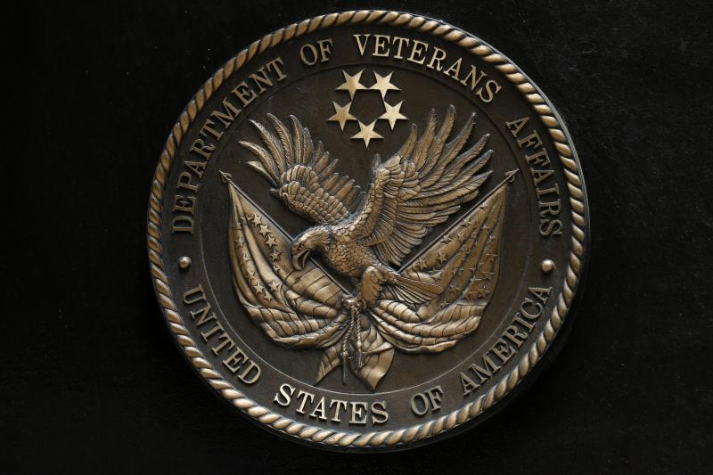 The seal of the Department of Veterans Affairs