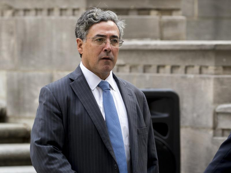 Under Solicitor General Noel Francisco, the Trump administration regularly leap-frogged over appeals courts, going directly to the Supreme Court to block decisions it didn't like from federal trial courts.
