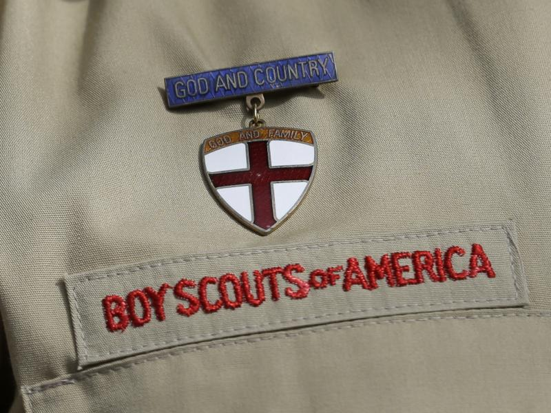 Faced with hundreds of sexual abuse lawsuits, the Boy Scouts of America filed for bankruptcy.