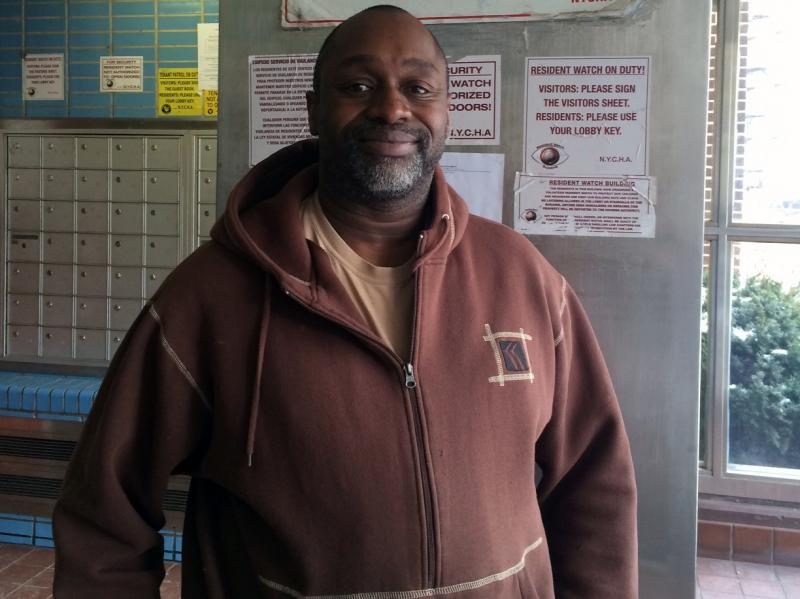 Reginald Britt first moved into the Taft Houses, a public housing complex in East Harlem, in 1976