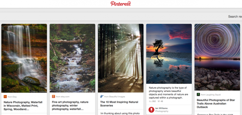 4d5c9d29a9476 Can Pinterest Compete With Google's Search?   88.5 WFDD