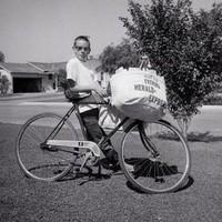 """This photo comes from @dhmath64. He writes: """"Me, Summer of 1959."""""""
