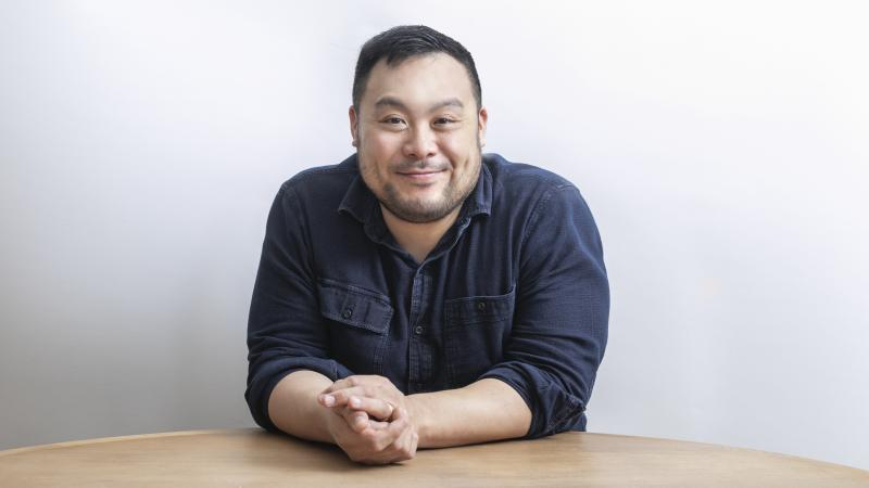 """James Beard Award-winning chef David Chang says fatherhood changed the way he cooks: """"I had never been in a position where I'm trying to generally feed someone else with love and I just want to nurture them."""""""